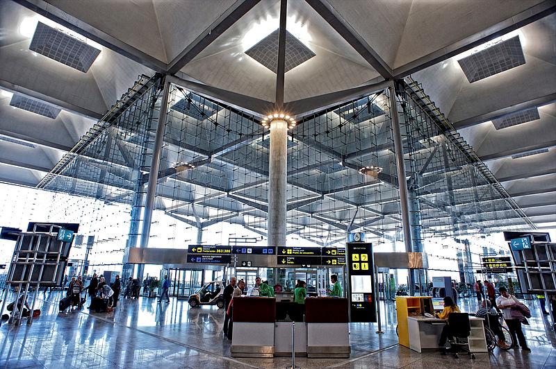 T3 Aeropuerto Malaga