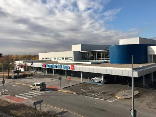 hospital del tajo (madrid)